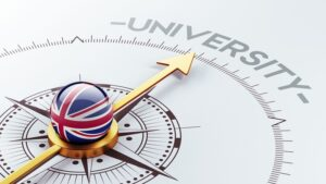 UK univeristy entry requirements